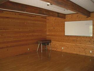第一会議室(大チャペルの下)